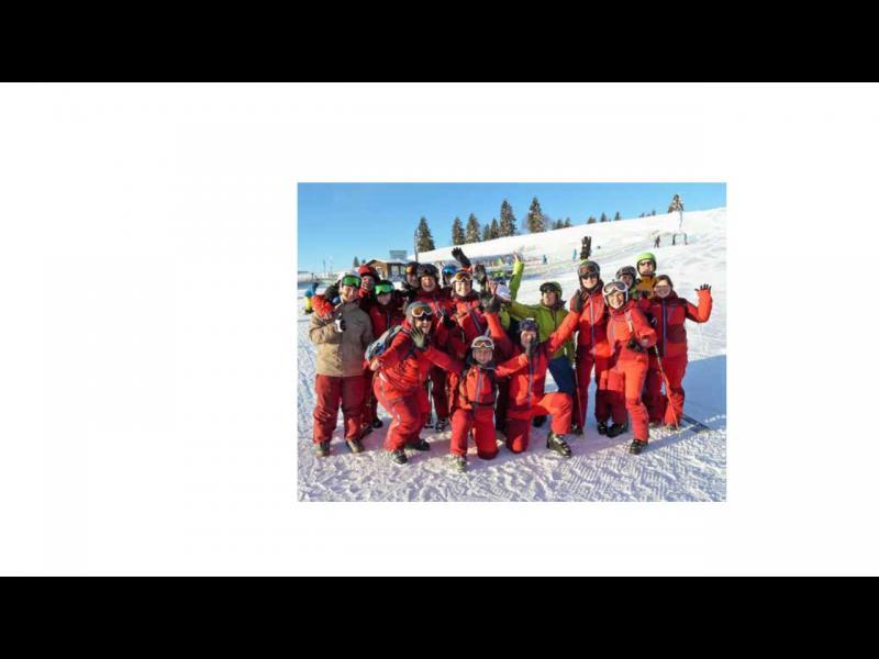 Skilehrerweiterbildung Damüls